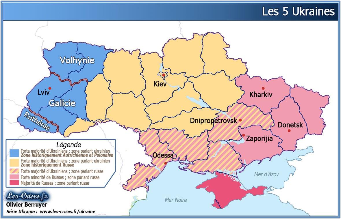 Les filles en ukraine
