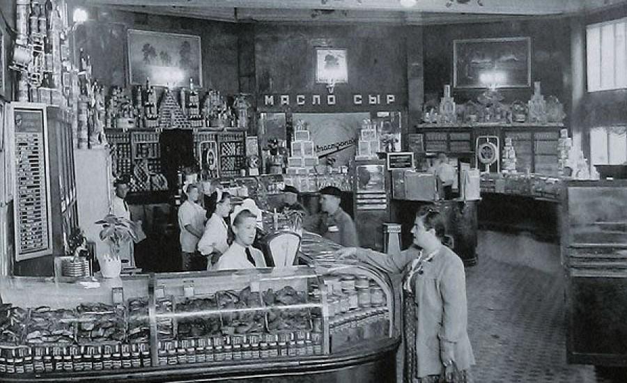 Magasins-sovietiques-opulence-denree-biens-Moskva-50