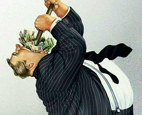 capitalism-greed-human-nature
